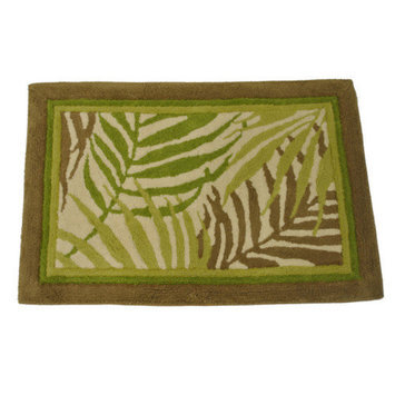 Sherry Kline Sago Palm Bath Rug