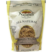 New England Naturals England Naturals All Natural Granola Banana Walnut -- 12 oz