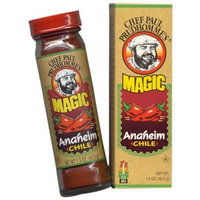 Magic Seasoning Blends Anaheim Chile, 1.5-Ounce Bottles (Pack of 6)