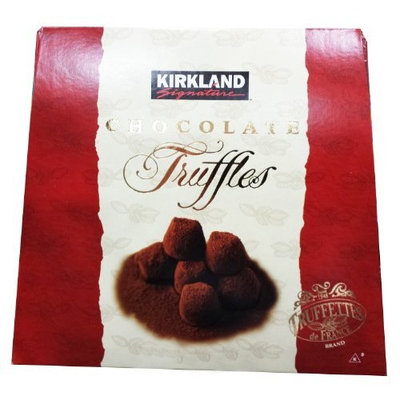 Chocolate Chocmod Truffettes de France Natural Truffles 2.2 lbs