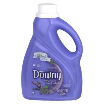 Downy Simple Pleasures Liquid Fabric Softener 105 Loads 82-oz.