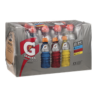 Gatorade® G Series Thirst Quencher Variety Pack