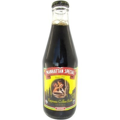 Manhattan Special ESPRESSO SODA FROM BROOKLYN