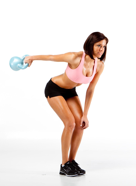 Marcy 30 lb. Hers Kettle Bell Weight Kit