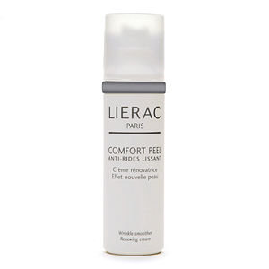 Lierac Paris Comfort Peel Wrinkle Smoother Renewing Cream