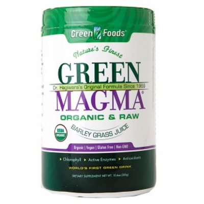 Green Foods Green Magma Barley Grass