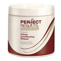 Perfect Results Professional Creme Conditioning Relaxer - Regular, 16-Ounce (Pack of 2)