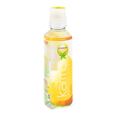 Karma Wellness Water Vitality Pineapple Coconut