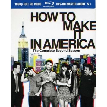 How To Make It In America: The Complete Second Season (Blu-ray) (Widescreen)