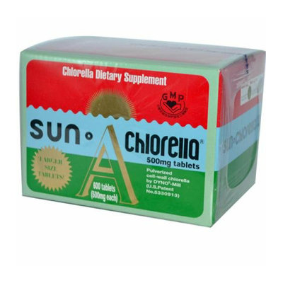 Sun Chlorella 684746 A Tablets