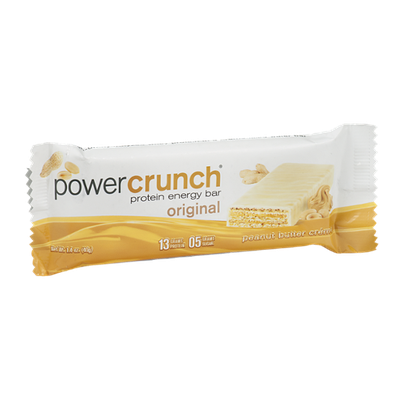 Power Crunch Protein Energy Bar Original Peanut Butter Creme