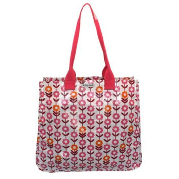 Baby Star Tote, Daisy Chain Pink