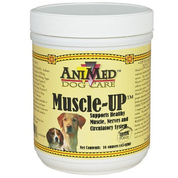 Animed Muscle-Up Powder For Dogs