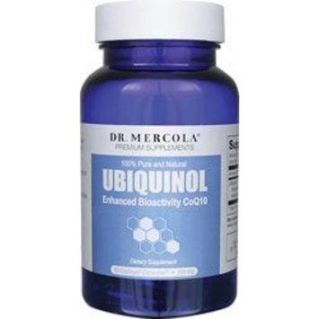 Dr. Mercola: Ubiquinol Enhanced CoQ10, 30 caps