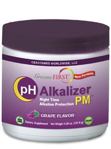 Ceautamed Worldwide pH Alkalizer PM 4.29 oz