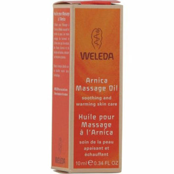 Weleda Massage Oil Arnica Trial Size 0.34 fl oz