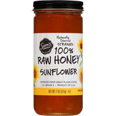 Sam's Choice Sunflower 100% Raw Honey, 11 oz