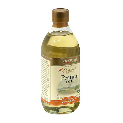 Spectrum High Heat Peanut Oil
