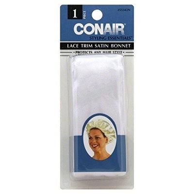 Conair Satin Lace Bonnet - 1 Pack