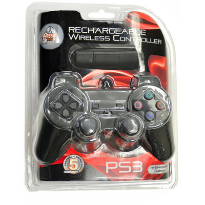 Arsenal Gaming ap3con8 PS3 Wireless Controller - Black