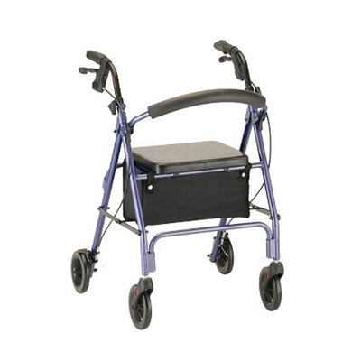 Nova Vibe 6 Economy Rolling Walker With 6