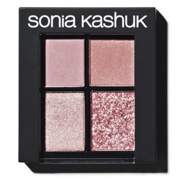 Sonia Kashuk Monochrome Eye Quad - Textured Mauve 10