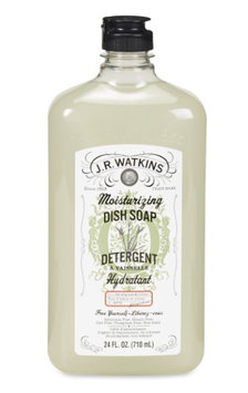 JR Watkins - Moisturizing Liquid Dish Soap Sweetgrass & Citron - 24 oz.