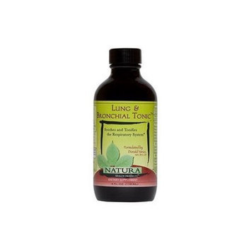 Natura Health Products - Lung & Bronchial Tonic - 4 oz.