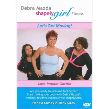 Wid Shapely Girl: Let's Get Moving! Low-Impact Cardio