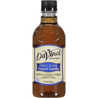DaVinci Gourmet French Vanilla Syrup, 12 oz