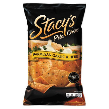 Frito-lay Inc. PITA CHIPS, 1.5 OZ BAG, PARMESAN GARLIC & HERB, 24/CARTON