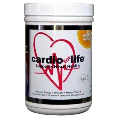The Health Guardian, LLC CardioForLife - 16 oz. Powder w/ AstraGin - Orange Flavor