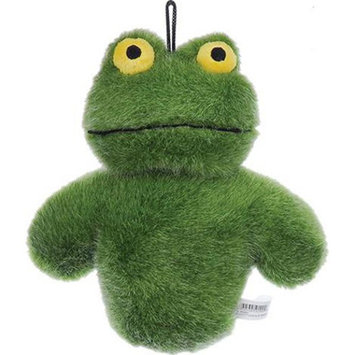 KRISLIN INC. Krislin Frog Plush Dog Toy - KRISLIN INC.