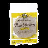 La Tortilla Factory Light Flour Tortillas - 8 CT