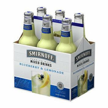 Smirnoff Ice Blueberry & Lemonade