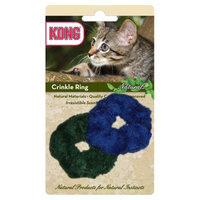 KONG Naturals Crinkle Cat Toy