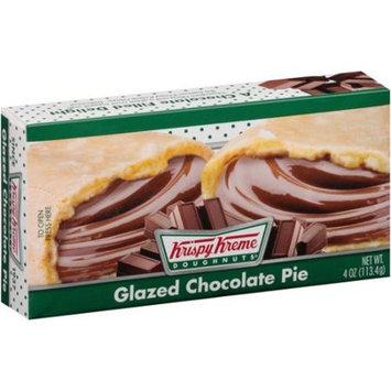 Krispy Kreme Doughnuts Krispy Kreme Glazed Chocolate Pie, 4 oz