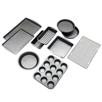 BakerEze Nonstick 10-pc. Baker's Basics Set