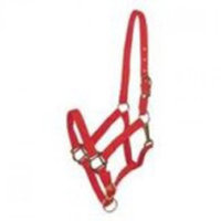 Gatsby Leather Gatsby Break - Away Halter - Horse Sized - Red - Part #: 401101-3000-