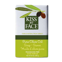 Kiss My Face Bar Soap Pure Olive Oil