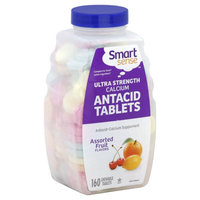 Smart Sense Antacid Tablets, Ultra Strength Calcium, Chewable, Assorted Fruit Flavors - KMART CORPORATION