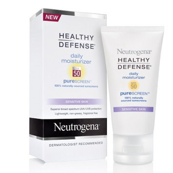 Neutrogena Healthy Defense Daily Moisturizer SPF 50 with PureScreen