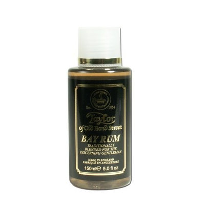 Taylor of Old Bond Street Bay Rum Aftershave, 5-Ounce