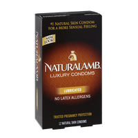 Naturalamb Lubricated Natural Skin Condoms