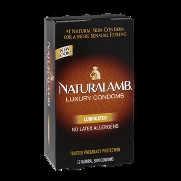 Naturalamb Lubricated Natural Skin Condoms