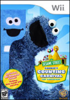 Warner Home Video Games Sesame Street: Cookie's Counting Carnival