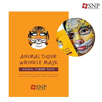 SNP Cosmetic SNP Tiger Wrinkle Mask, 0.5 Pound [Tiger Wrinkle]