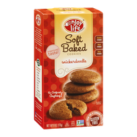 Enjoy Life Soft Baked Cookies Snickerdoodle