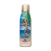 Panama Jack Continous Clear Spray Sunscreen, SPF 30 6 fl oz (177 ml)