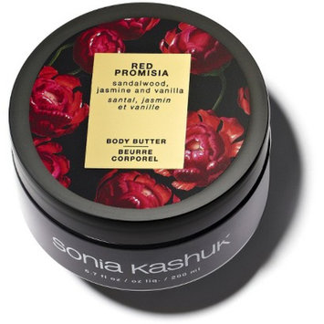 Sonia Kashuk Red Promisia Body Butter - 6.7 oz